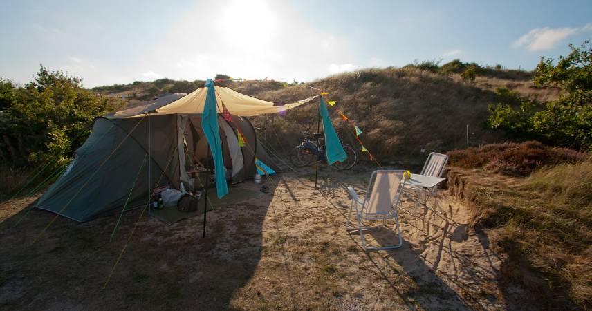 Ayvalık kamp alanları