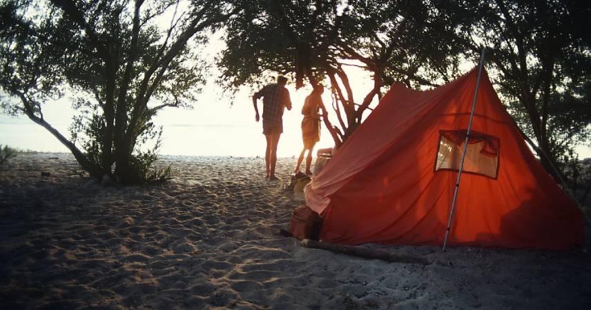 Çeşme Kamp Alanları